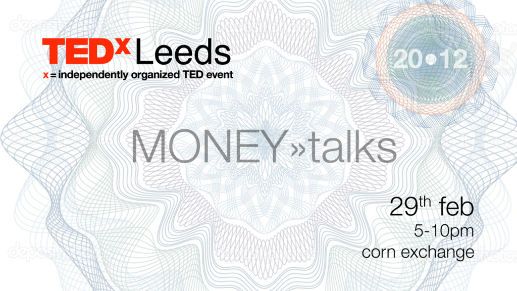 TEDxLeeds2012 Title Card