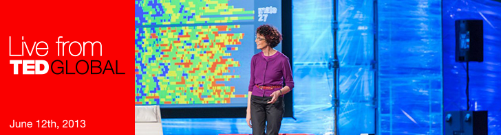 TEDGlobal 2013
